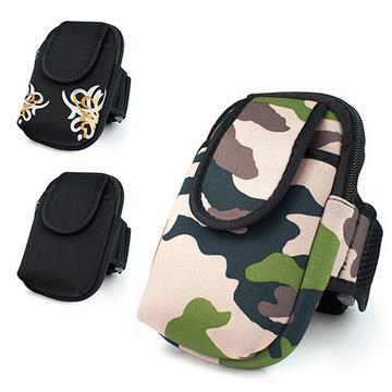 (買一送一)時尚運動手機臂包(XL)