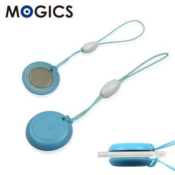 【MOGICS】MM1-BM 強力磁扣 2 組入(天空藍)
