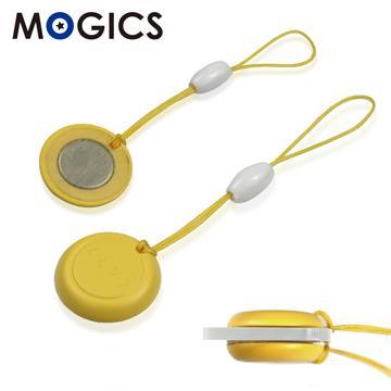 【MOGICS】MM1-MG 強力磁扣 2 組入(芒果黃)