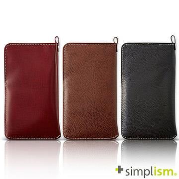 "Simplism iPhone6 4.7"" 收納袋皮革保護套"