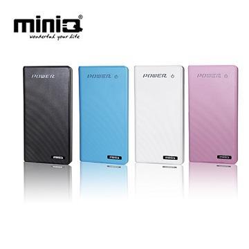 miniQ Touch 12000+雙輸出觸碰式行動電源12000mAh