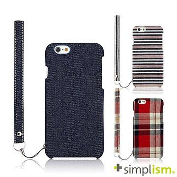 Simplism iPhone 6 Plus 布面保護殼組