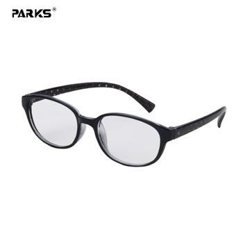 PARKS濾藍光眼鏡- 多元淑女黑