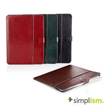 Simplism iPad Air2 皮革收納袋