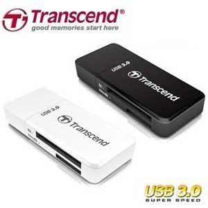 Transcend 創見 F5 USB3.0 讀卡機