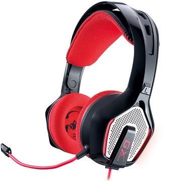 GX Gaming Zabius 赤鬼蠍 HS-G850 LED多功能電競耳機麥克風