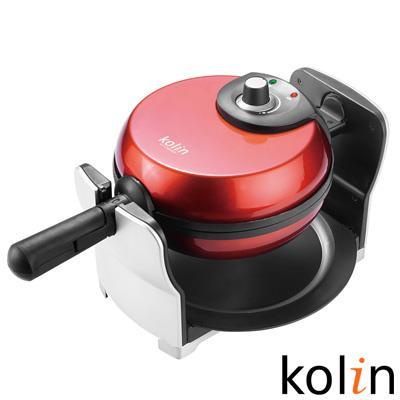 歌林kolin超厚片翻轉鬆餅機(KT-LNW06)