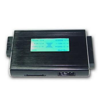 禹群 電源測試器(ED-AC-PLCD01