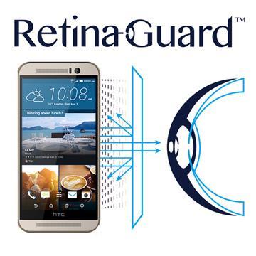 RetinaGuard 視網盾 HTC ONE M9 防藍光保護膜