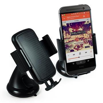 GH090 3-6吋智慧型手機用吸盤車架