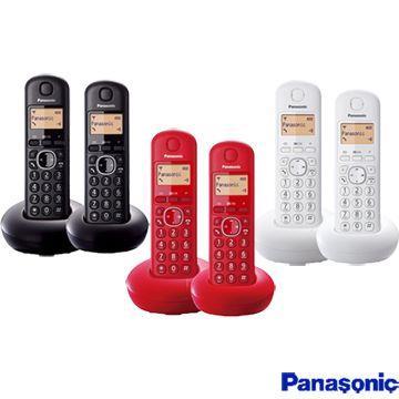 【國際牌Panasonic】DECT數位無線電話 KX-TGB212TW