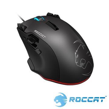 ROCCAT Tyon 雷射電競滑鼠-黑