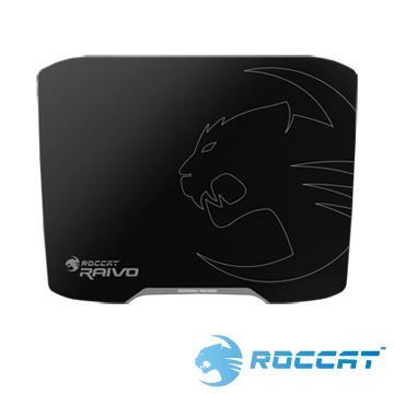 ROCCAT Raivo 塑膠鼠墊-午夜黑