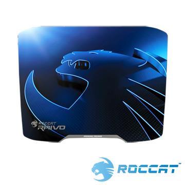 ROCCAT Raivo 塑膠鼠墊-閃電藍