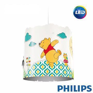 【飛利浦PHILIPS】迪士尼單頭吊燈-維尼小熊 71751