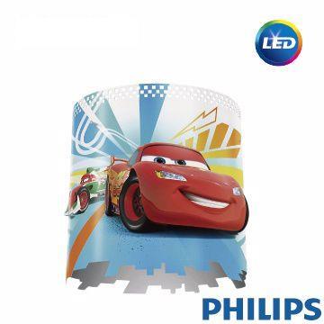 【飛利浦PHILIPS】迪士尼單頭吊燈-汽車總動員 71751