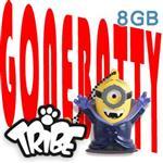 義大利TRIBE - 小小兵 8GB 隨身碟 -吸血鬼小小兵