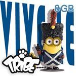 義大利TRIBE - 小小兵 8GB 隨身碟 - 法國小小兵