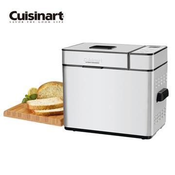 【Cuisinart】美膳雅微電腦全自動製麵包機CBK-100TW
