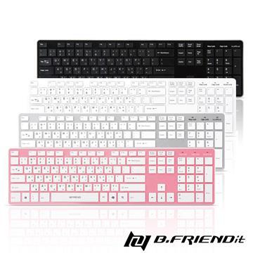 B.Friend RF-1430K 2.4G無線鍵盤