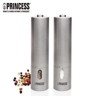【Princess】荷蘭公主不鏽鋼電動椒鹽罐組493000