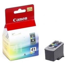 CANON CL-41原廠彩色墨水匣 (標準容量,含噴頭)