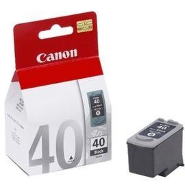 CANON PG-40 原廠黑色墨水匣(標準容量,含噴頭)