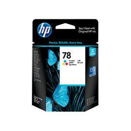 HP C6578DA NO.78 原廠三色墨水匣 原廠彩色墨水匣