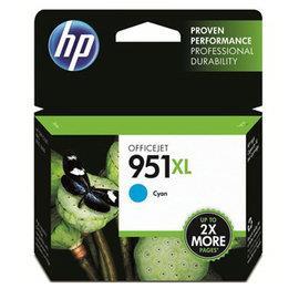 HP CN046AA NO.951XL 藍色原廠墨水匣
