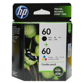 HP CN067AA NO.60 雙色組合包原廠墨水匣