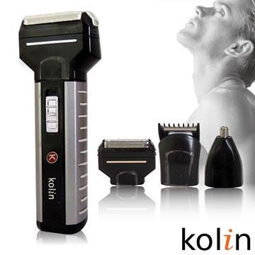 Kolin歌林 三合一多功能理髮器KSH-EH953(灰銀/古銅 兩色)