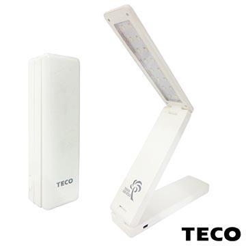 TECO東元 攜帶式LED摺疊燈XYFDL504