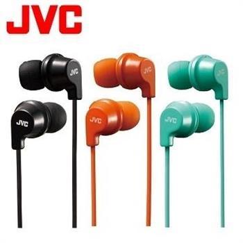 JVC 吸盤式捲線器入耳式耳機麥克風 HA-FR21