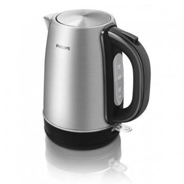 【飛利浦 PHILIPS】1.7L 不鏽鋼煮水壺 (HD9321)
