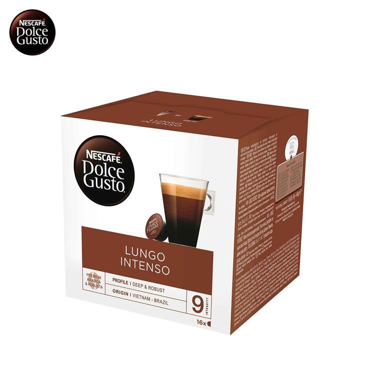 雀巢咖啡-美式濃黑咖啡膠囊(3盒一組)