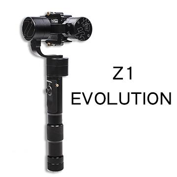 Z1 EVOLUTION|Zhiyun for GoPro 智雲三軸穩定器