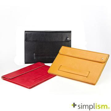 Simplism iPad Pro 皮革收納袋