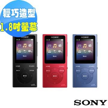 SONY Walkman 數位音樂播放器8GB NW-E394
