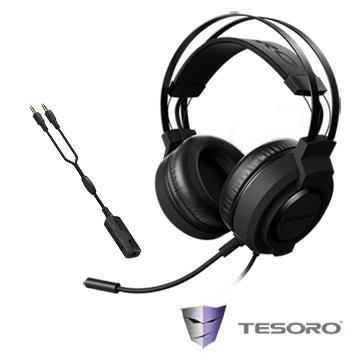 TESORO鐵修羅 歐力文A2 電競耳機麥克風