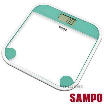 【聲寶Sampo】電子體重計(BF-L1503ML)