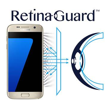 RetinaGuard 視網盾 Samsung Galaxy S7防藍光保護膜