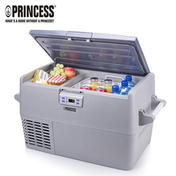 【Princess】荷蘭公主33L車用行動電冰箱282898贈果汁機