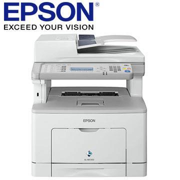 EPSON WorkForce AL-MX300DNF 黑白雷射傳真複合機