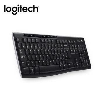 羅技 K270 無線鍵盤(920-003060)