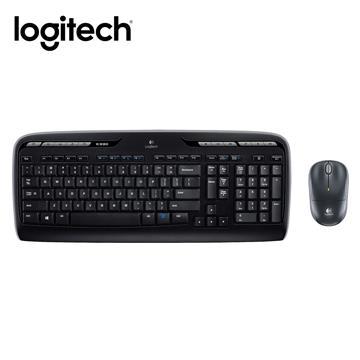 羅技 MK330 無線鍵鼠組(920-004489)