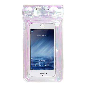 【Glitter】水中樂園-夾鏈式手機防水袋