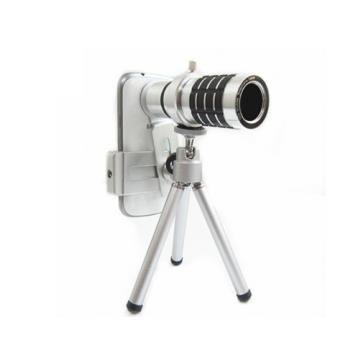 12X通用金屬長焦望遠鏡