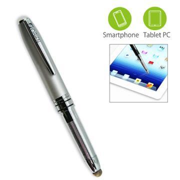 Obien歐品漾高級兩用途電容式觸控筆(原子筆頭可收納