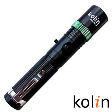 【Kolin歌林】 充電式旋轉調焦手電筒 KSD-SH17