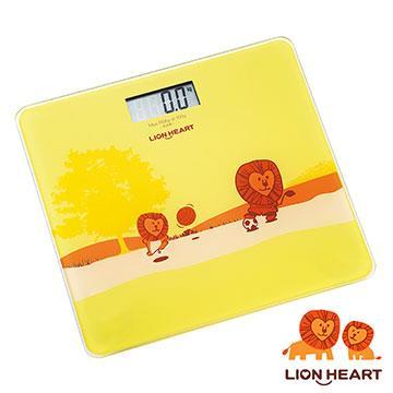 【獅子心 LION HEART】電子體重計 LBS-008